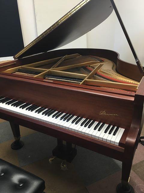 <p>1982年には、ブロードウッド社がダネマンピアノと、その工場を買収。ダネマンのブランドピアノを造り続けましたが、1983年に中止。</p>