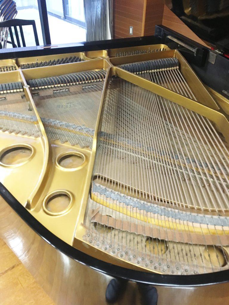 EASTEIN 150号 グランドピアノ 東京ピアノ工業(株)製